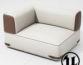 Fendi Soho Sofa UE4 3D asset