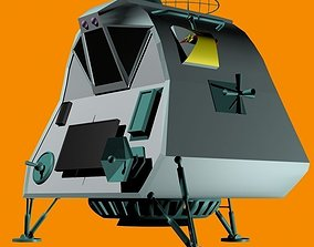 Lost In Space Pod 3D Model