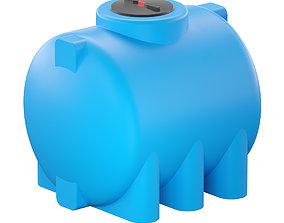 cask 3D The water barrel GTR5000