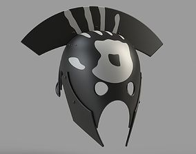 3D print model Uruk Hai General Helmet