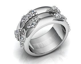 3D printable model Ring BK342