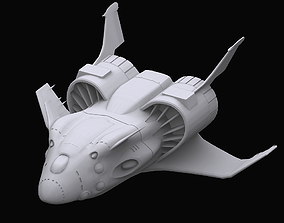 Gundam Zeon Zanzibar model