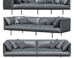Poltrona Frau - John-John 01 3D sofa
