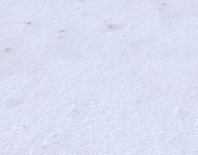 3D Snow terrain PBR pack 3