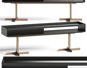3D Minotti Close Console Table