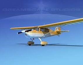 Bellanca Citabria 7KC V03 3D model