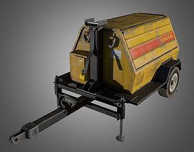 Light Generator - PBR Game Ready 3D asset