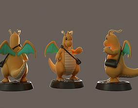 3D printable model Dragonite