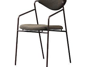 3D model modern chair 018