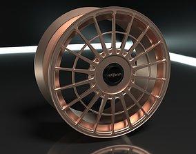 3D Rotiform wheel