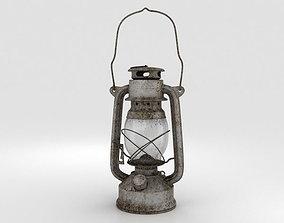 3D model various-models Oil Lamp