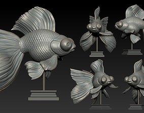 sea GoldFish 3D printable model