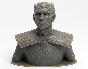 3D print model Night King Bust v3 - Game of