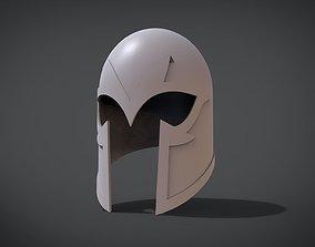 3D printable model Helmet Magneto