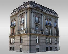 3D asset City Villa