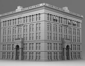 3D printable model Chicago build