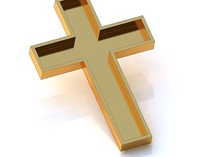 3D Cross model BR005