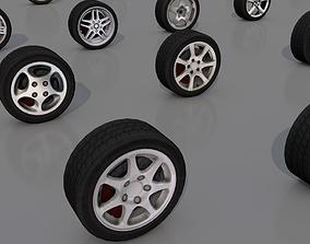 Rim collection Pack V1 3D model