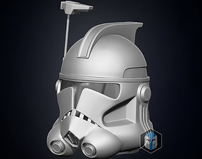 3D printable model Phase 2 ARC Trooper Helmet
