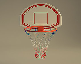 3D model SPORT---BASKET---Hoop