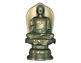Buddha goddess 3D print model