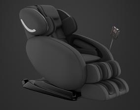 Massage Chair treatment 3D model