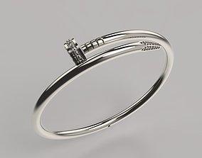 Model 149 Nail Bracelet