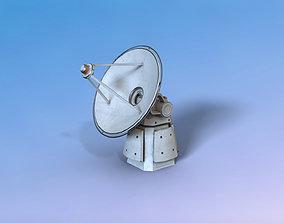 Radar Rig 3D model