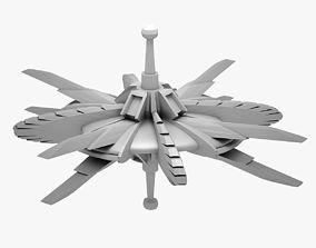SPACESHIP 002 3D PRINT