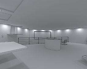 3D model multipurpose house