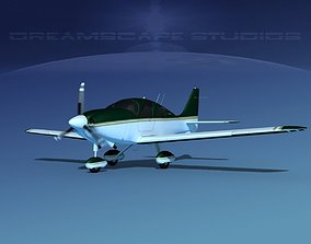 Cessna 400 TTx V07 3D animated