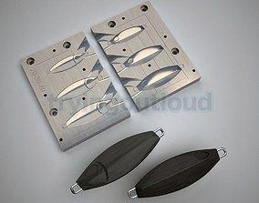 20-30-40 GR SlowRocker Likeness Metal JIg 3D print model
