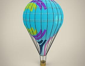 sky Hot Air Balloon 3D