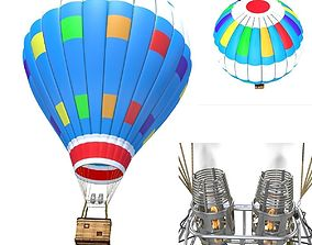 Balloon Air 3D model