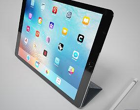 iPad Pro 3D Model cinema4d