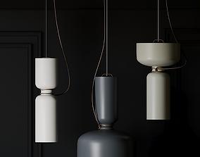 3D Spotlight Volumes D - B - C Series LED Pendant Light