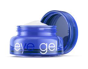 Eye Gel 3D model