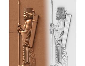 Achaemenid Soldier 3D model