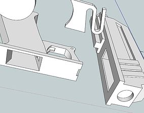 DC-17 Animated Clone Trooper Blaster - 3D print file