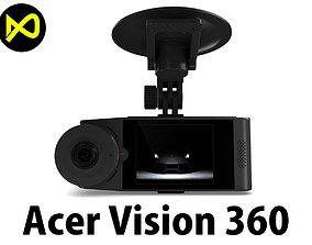 3D model Acer Vision360 Camera For Car