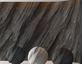 3D model Hemase Mat 02 - Cliff Material - 3 Colors