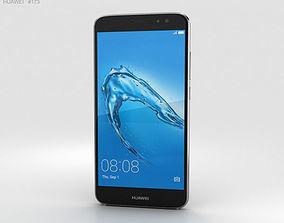 3D Huawei Nova Plus Titanium Grey