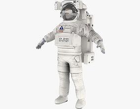 3D Astronaut EVA suit