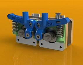 Tensioner Extruder LeapFrog 3D printer