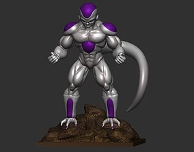 figure 3D print model Frieza - Dragon Ball Z