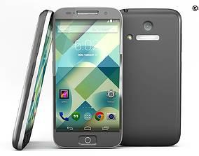 3D Generic Smartphone 4 Inch
