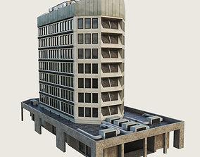 3D asset Building Skyscraper 6