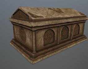 tomb 1 3D model
