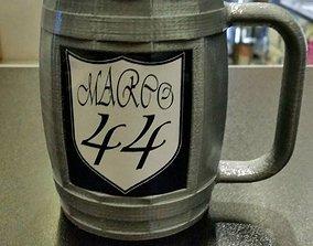 3D printable model Mug beer mug