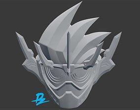 3D print model Mask Kamen Rider Cronus